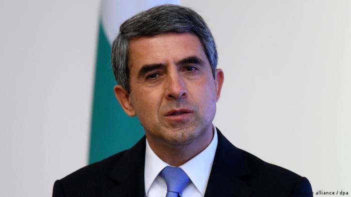 Bulgarien Rossen Plewneliew