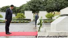 USA Abe gedenkt als erster japanischer Regierungschef der Opfer von Pearl Harbor