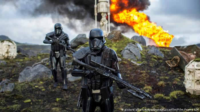 Kinostart - Rogue One: A Star Wars Story (picture-alliance/dpa/Disney/Lucasfilm/Film Frame ILM)