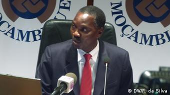 Banken Mosambik - Rogério Zandamela