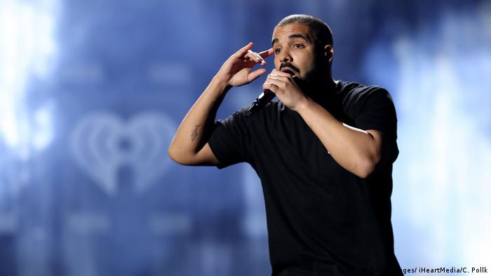 Rapper Aubrey Drake Graham (Getty Images/ iHeartMedia/C. Pollk)