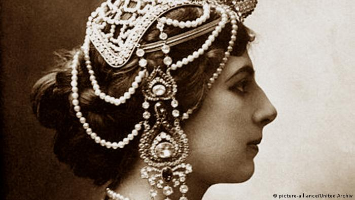 Margaretha MacLeod (Mata Hari) (picture-alliance/United Archiv)