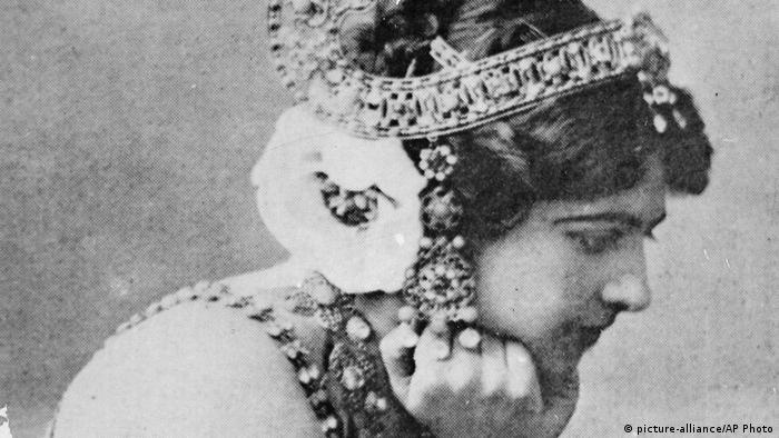 Mata Hari (picture-alliance/AP Photo)