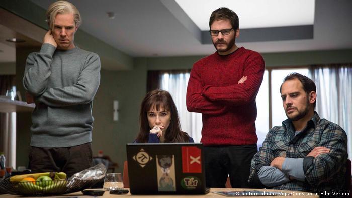 Inside Wikileaks – Die fünfte Gewalt - Filmstills (picture-alliance/dpa/Constantin Film Verleih)