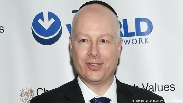 USA Jason Greenblatt in New York (picture alliance/AP Photo/E. Agostini)