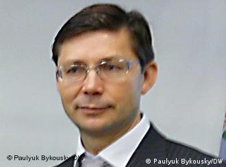 Глава представительства немецкой экономики в Беларуси Владимир Августинский