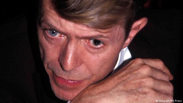 Singer David Bowie (Imago/ZUMA Press)