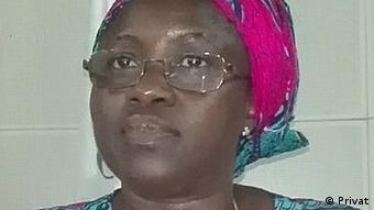 Guinea-Bissau - Fatumata Djau Baldé - ex-Außenministerin
