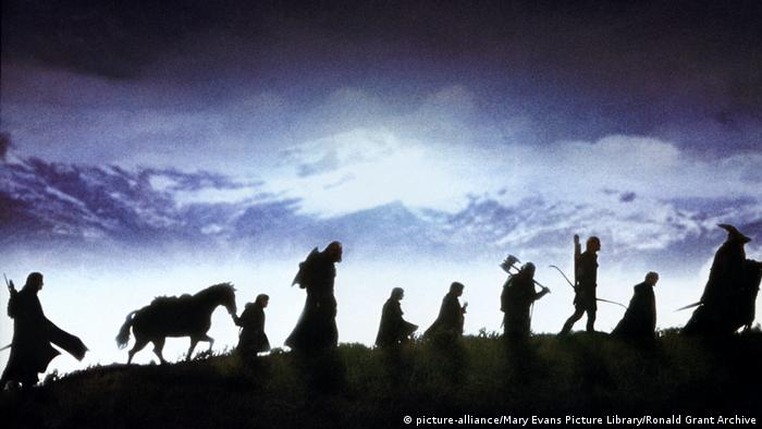 Herr der Ringe - Die Gefährten (picture-alliance/Mary Evans Picture Library/Ronald Grant Archive)