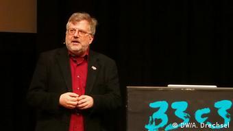 Kurt Opsahl Vize-Chef der US-Bürgerrechtsorganisation Electronic Frontier Foundation