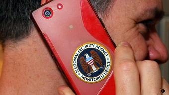 Symbolbild für Abhören von Handys