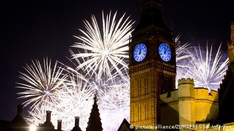 Λιγότεροι αστυνομικοί στο Λονδίνο την Πρωτοχρονιά