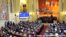 Kolumbien Parlament in Bogota