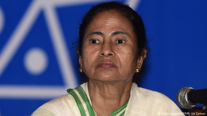 Bangladesch Mamta Bannerjee in Dhaka (Getty Images/AFP/M. Uz Zaman)