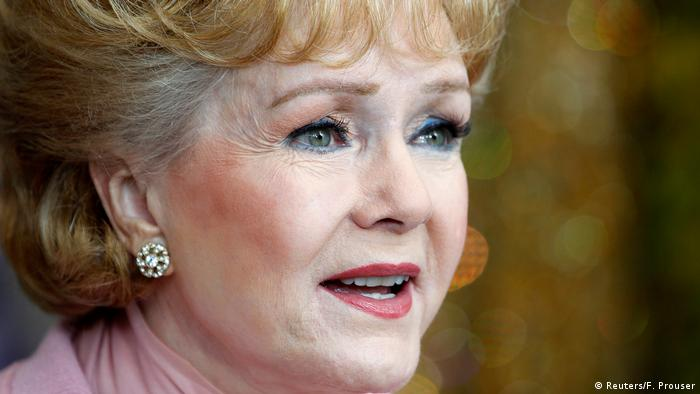 USA Schauspielerin Debbie Reynolds in Beverly Hills (Reuters/F. Prouser)