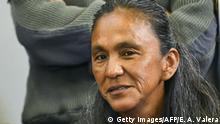 Argentinien Sozialaktivistin Milagro Sala vor Gericht