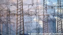 BdT mit Deutschlandbezug Strommasten
