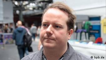 Medienpädagoge Daniel Seitz