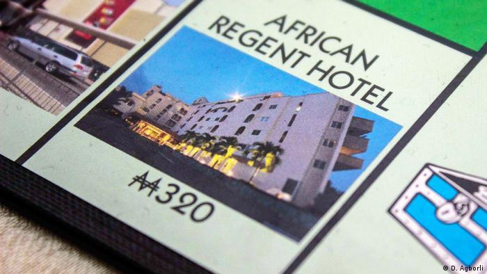 Ghana Präsentation der Monopoly Edition Accra (D. Agborli)