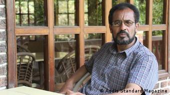 Äthiopien Politiker Bekele Gerba (Addis Standard Magazine)
