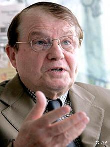 Luc Montagnier Nobel Preis für Medizin 2008