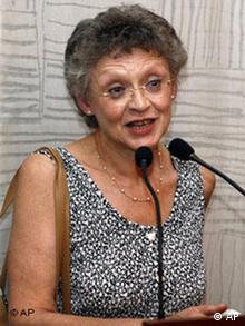 Francoise Barre-Sinoussi Nobel Preis für Medizin 2008