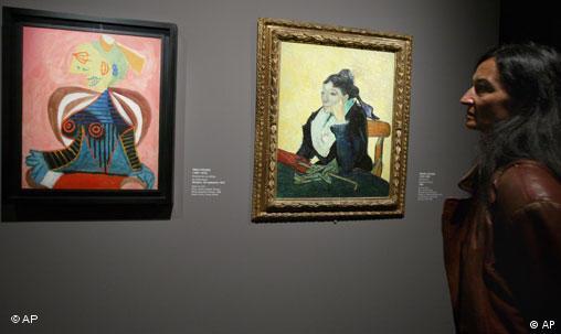 Ausstellung Picasso und die Meister Freies Bildformat