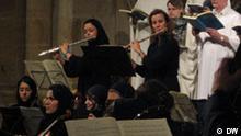 Aufführung des Teheran-Osnabrück Orchesters im Rahmen des Morgenland Festivals