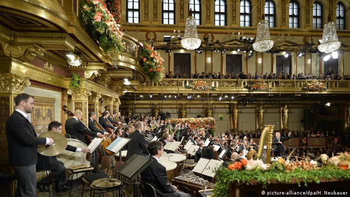 Wiener Philharmoniker Neujahrskonzert 2016