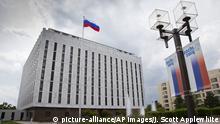 USA | Russische Botschaft in Washington DC
