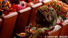 Nigeria Abuja Chibok girls von Boko Haram freigelassen
