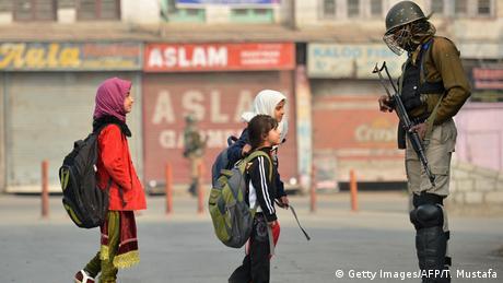 Indien allgemeine Bilder von Jammu Kaschmir (Getty Images/AFP/T. Mustafa)