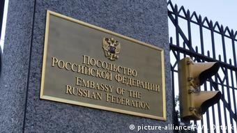 Russian embassy in the United States