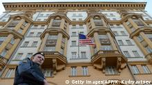 US embassy in Moscow (Getty Images/AFP/K. Kudryavtsev)