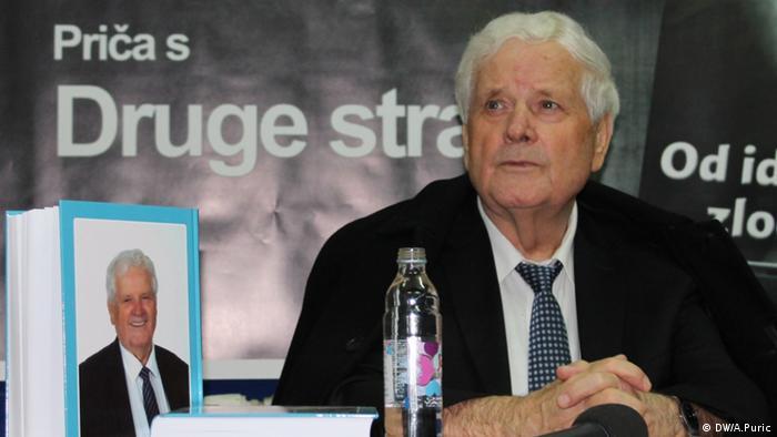 Fikret Abdic Bosnien und Herzegowina (DW/A.Puric)