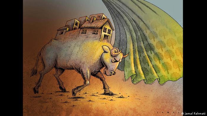 Karikaturen Jamal Rahmati 16 (Jamal Rahmati)