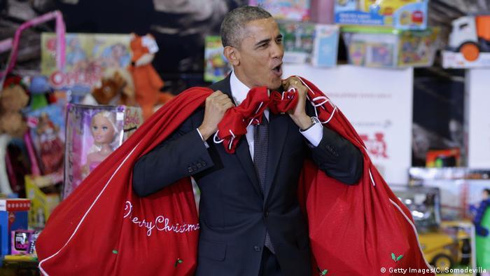 USA | Weihnachten mit Präsident Obama