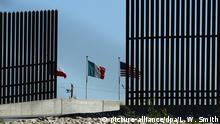 Grenze USA - Mexiko