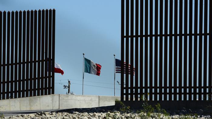 Frontera entre México y Estados Unidos, la más transitada del mundo
