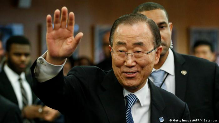 Ban Ki-moon (Getty Images/AFP/K.Betancur)
