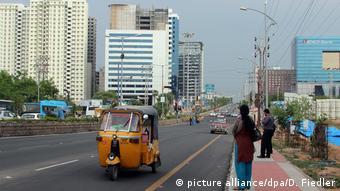 Хайдарабад - место, где сосредоточены индийские IT-специалисты