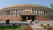 Indien - Parlament in Neu Dehli