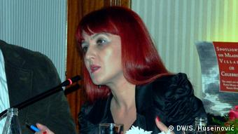 Bosnien-Herzegowina Erna Mačkić (DW/S. Huseinović)