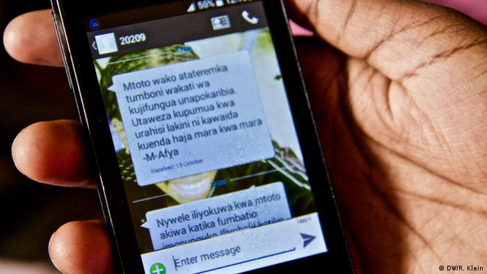 "Kenia Das ""M-Afya""-Projekt"