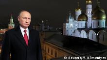 Russland Moskau - Vladimir Putin