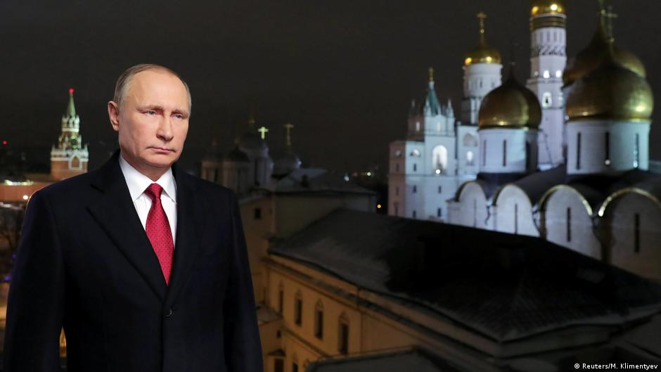 Putin S Promises 20 Years On A Fact Check Europe News And Current Affairs From Around The Continent Dw 29 12 2019