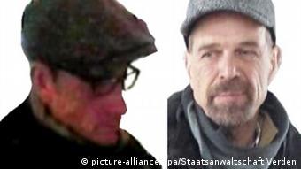 Fahndung nach Ex-RAF-Terroristen Burkhard Garweg Volker Staub