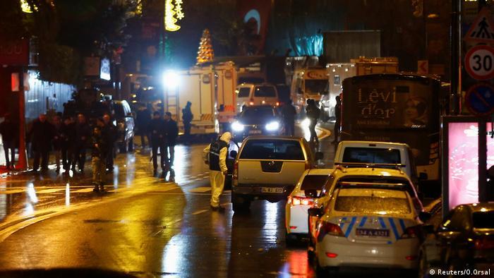 Türkei Anschlag Istanbul (Reuters/O.Orsal)