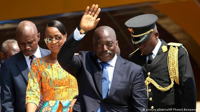 Joseph Kabila permanece no poder até que seja eleito um sucessor
