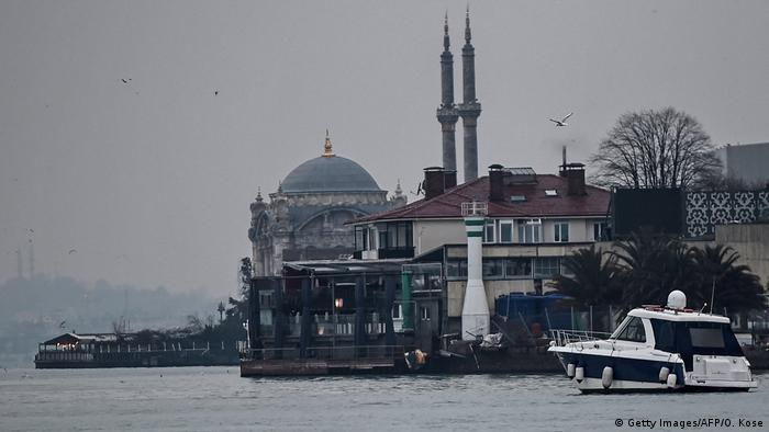 Istanbul Reina nightclub nach Anschlag (Getty Images/AFP/O. Kose)